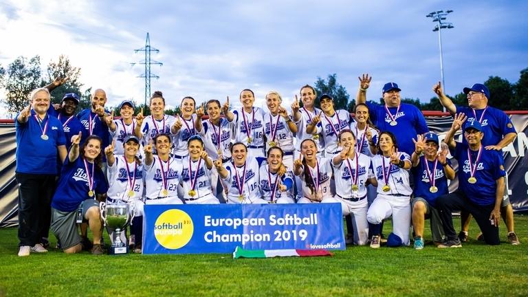 News | European Softball Federation